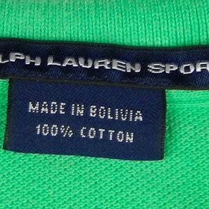 Ralph Lauren Dresses - RALPH LAUREN Small POLO Shirt DRESS Green TENNIS
